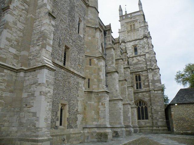 college w Winchesterze