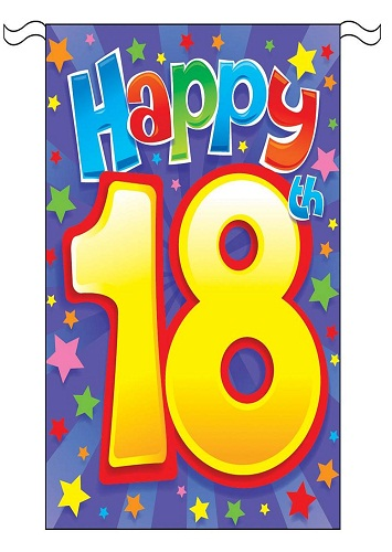 Прикольное поздравление с восемнадцатилетием в прозе 76
