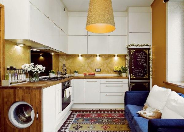 Kanapa W Kuchni Zwanej Orientalną Zdjęcia Na Fotoforum