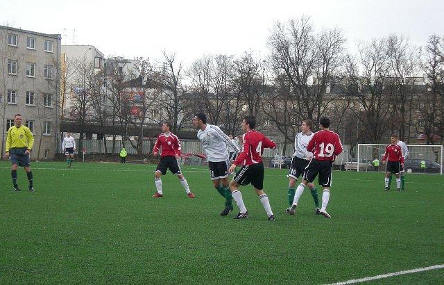 ME 29.11.09 Legia - GKS B.