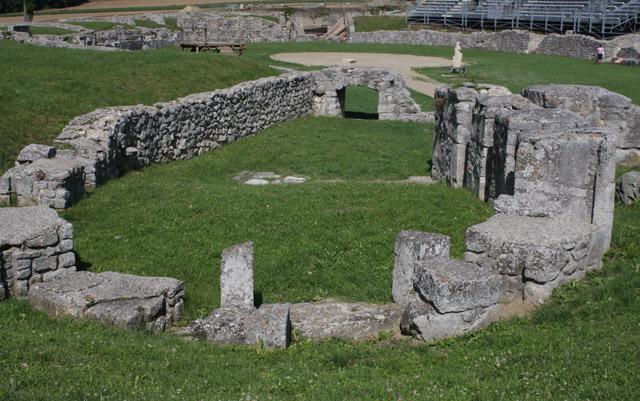 Carnuntum - amfiteatr