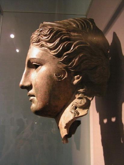 Afrodyta-Anahita, British Museum