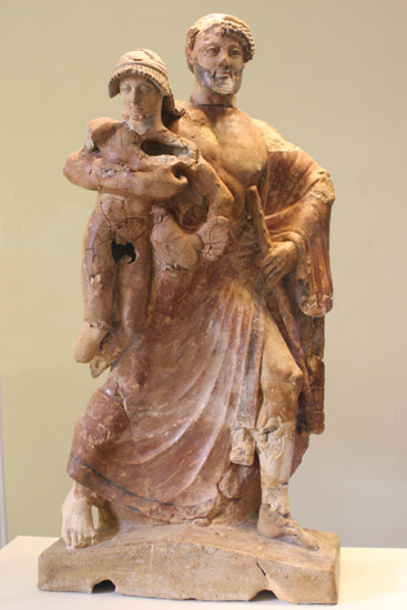 Zeus z Ganimedesem