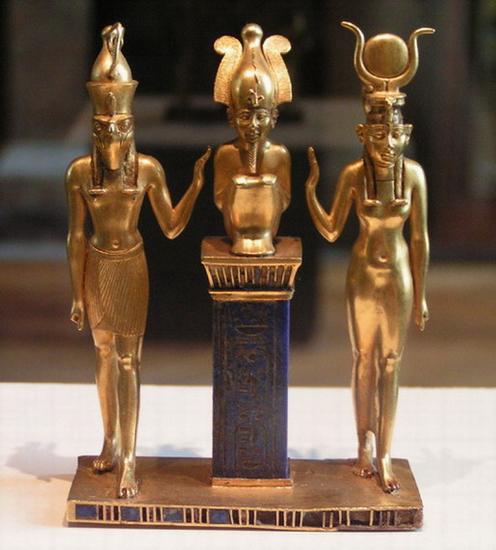Hellenistyczna trójca egipska