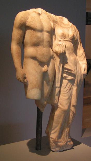 Orestes i Elektra, Muzeum Archeologiczne w Amfipolis