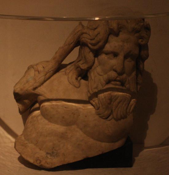 Mitreum - bóg rzeki