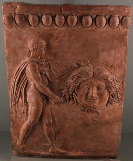 Relief Campana, Muzeum Narodowe w Warszawie