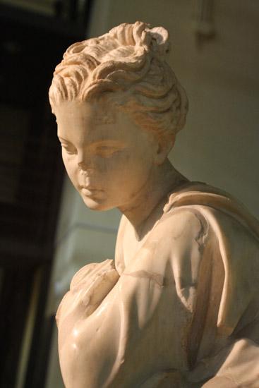Dziewczynka hellenistyczna