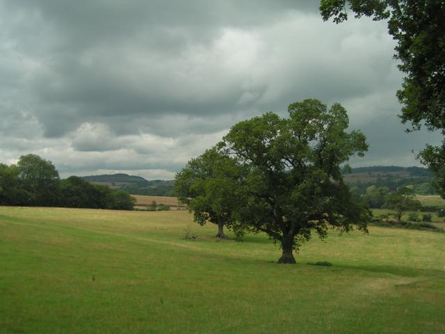 Northumbria, okolice Muru Hadriana
