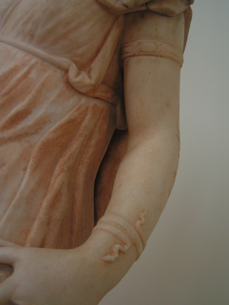 Detal rzeźbiarski
