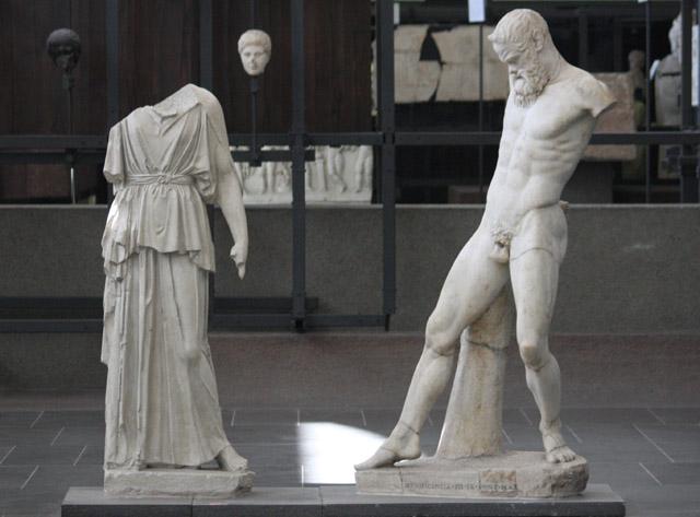 Atena i Marsjasz
