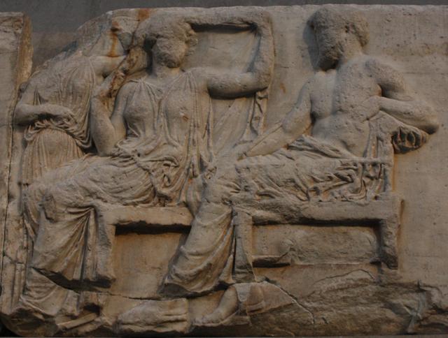 Zeus i Hera