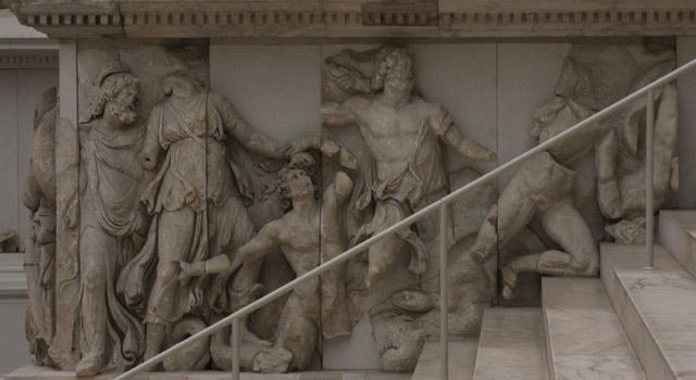 Ołtarz Pergamoński