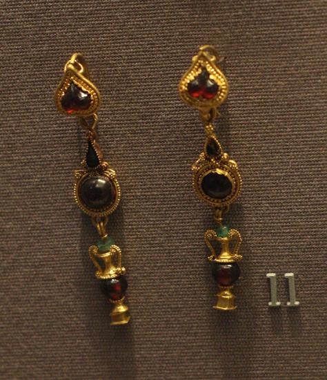 Hellenistyczne kolczyki