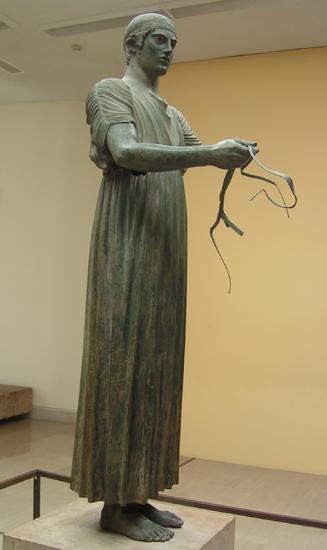 Auriga, Delfy