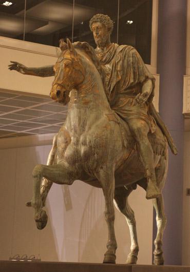 Marek Aureliusz, Muzea Kapitolińskie