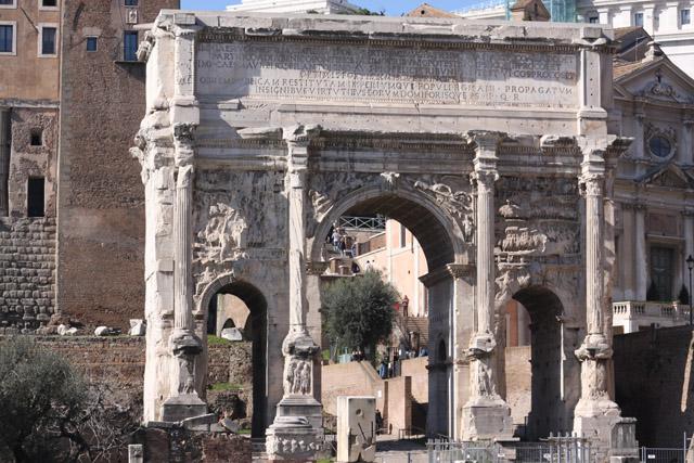 Łuk Septymiusza Sewera