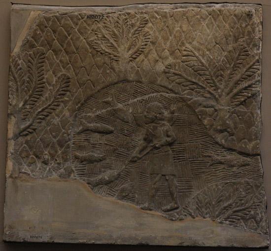 Asyria - rybak