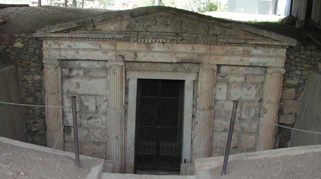 Makedonikos Tafos