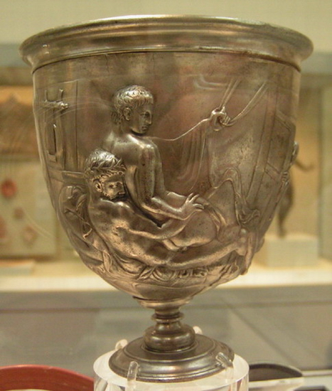 Warren Cup, British Museum