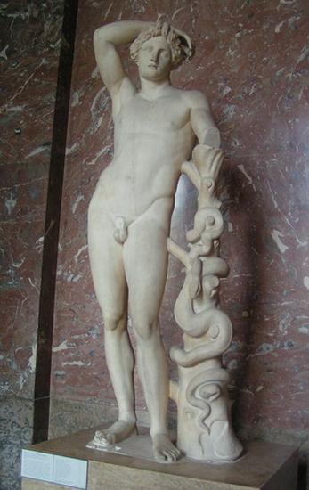 Apollo, Luwr