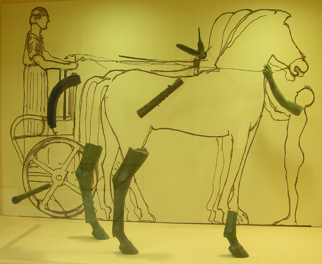 Auriga, Delfy, rekonstrukcja grupy