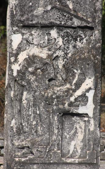 Thasos - brama Zeusa i Hery