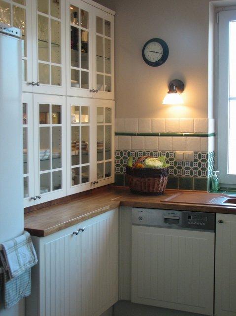 BIAŁA KUCHNIA  inspiracje, realizacje, opinie  Wnętrza  forum muratordom pl -> Kuchnia W Kolorze Mietowym