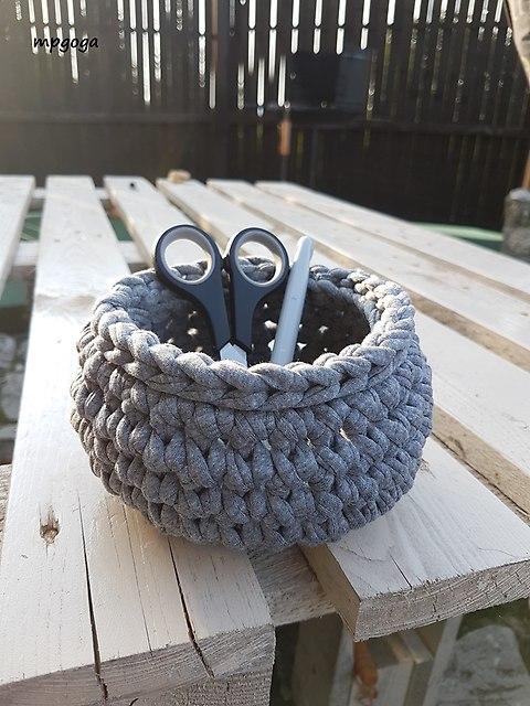 koszyczek sznurek