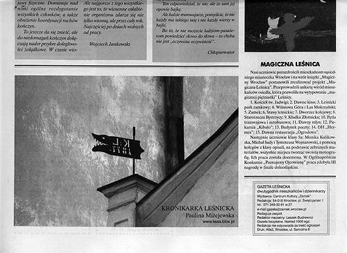 Gazeta Leśnicka 5