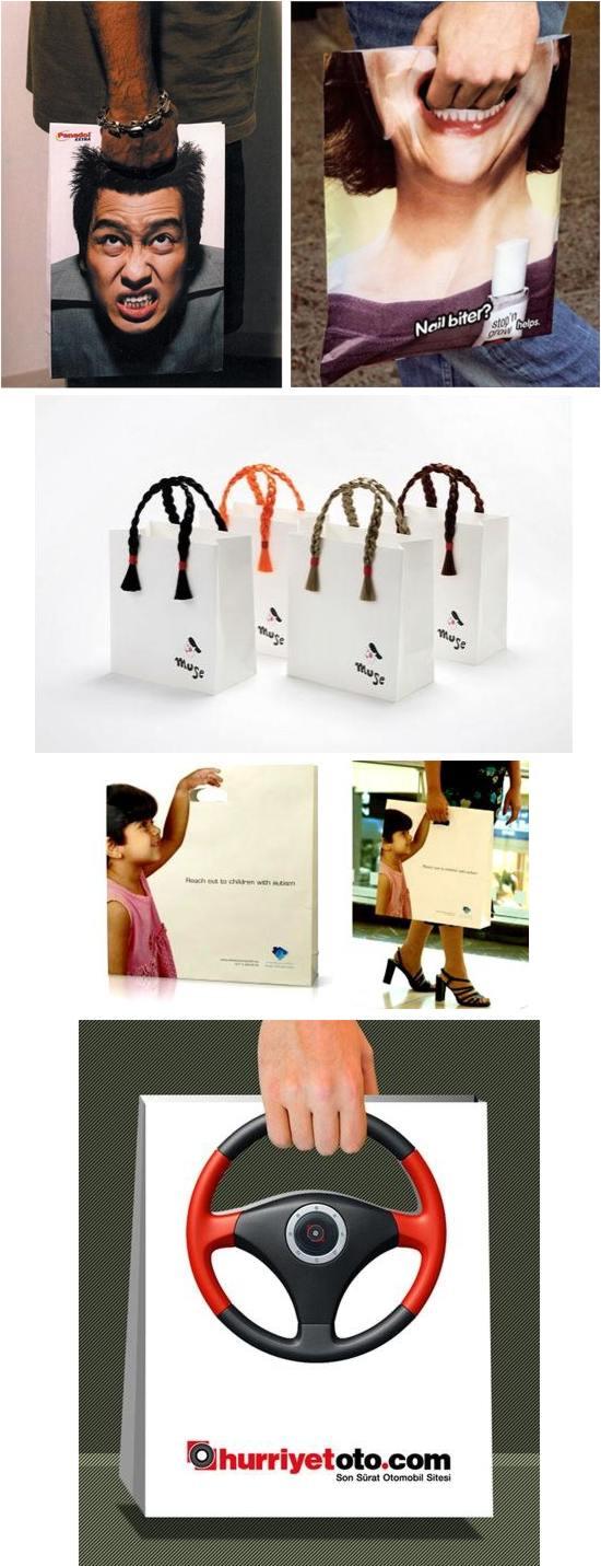 plastic bag design