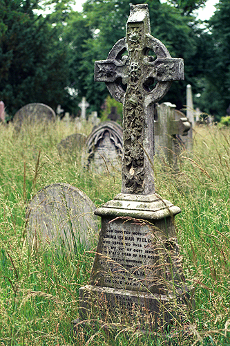 Cmentarz londyński 3
