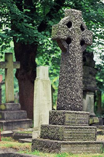 Cmentarz londyński 1