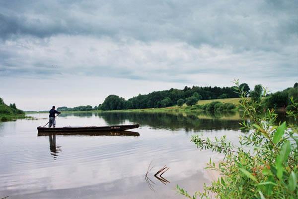 na łowisko