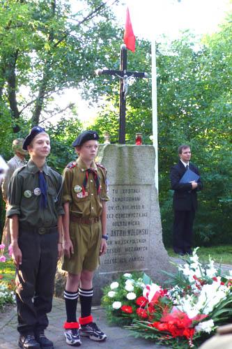 87 rocznica Bitwy Warszawskiej w Wyszkowie1