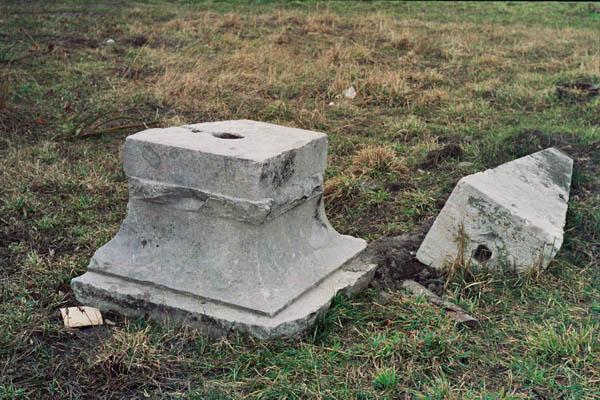8 Elementy drugiego obelisku