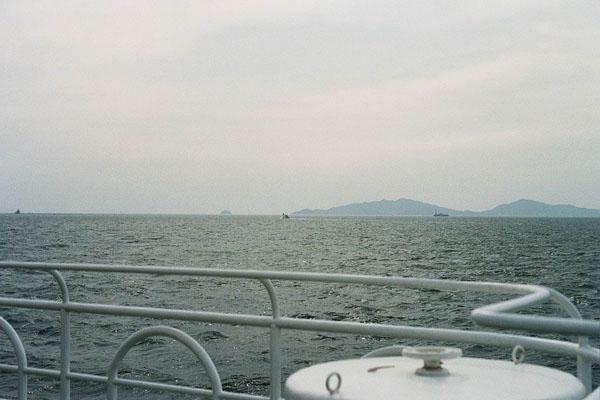 na Morzu Żółtym 2