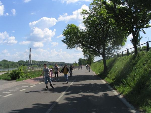 Aktywny wypoczynek - Warszawa