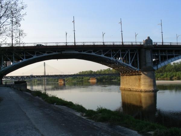 Mosty Świętokorzyski, Średnicowy, Poniatowskiego