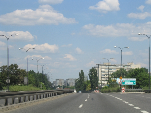 Trasa Łazienkowska