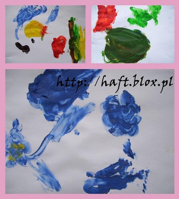 malowane palcami1