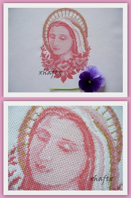 Virgin Mary _my work