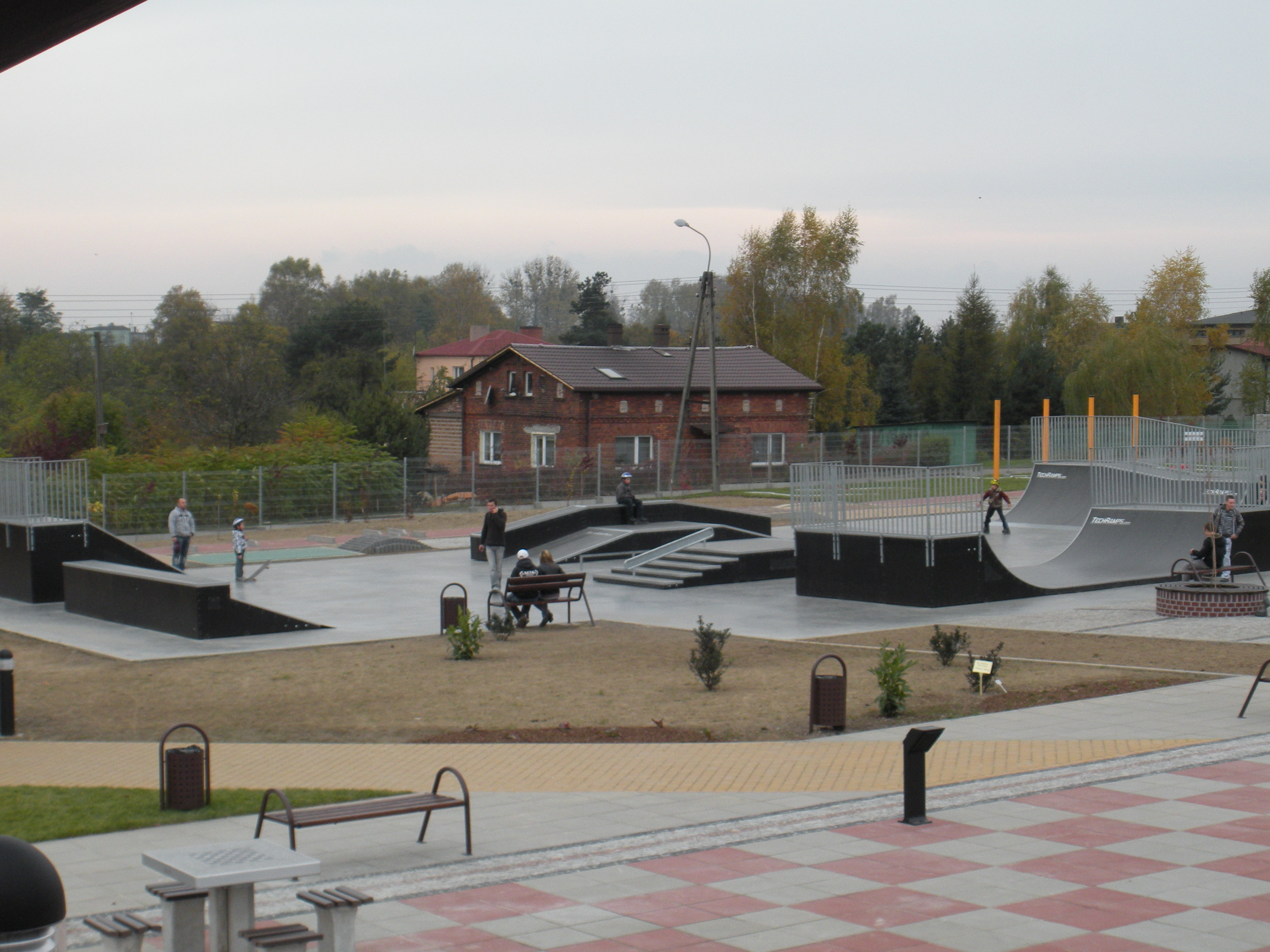 Park rekreacji Rydułtowy