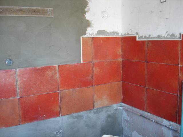 Czerwone Płytki W Kuchni Jakie Fugi Zdjęcia Na