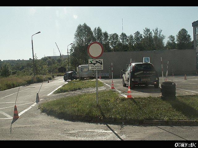 najlepszy plac manewrowy w olsztynie