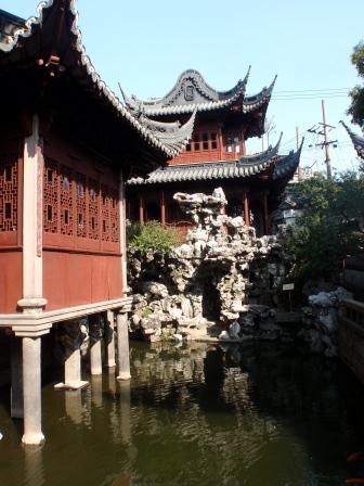 szanghaj yuyuan