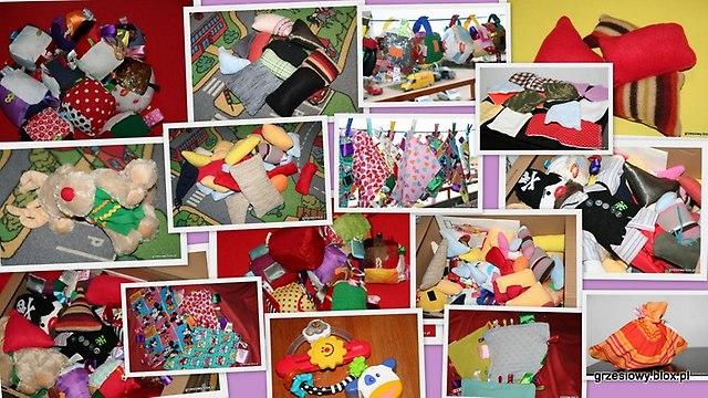 zabawki z sensem