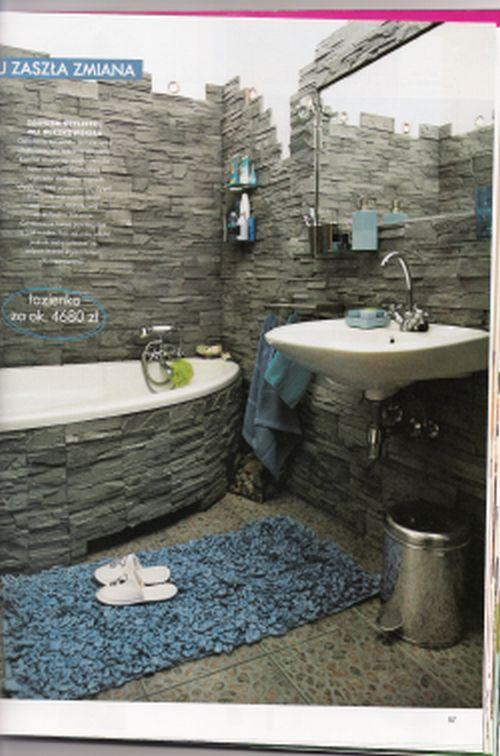 łazienka W Kamieniu Elewacyjnym Zdjęcia Na Fotoforum