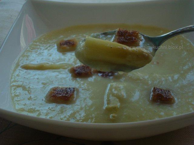 zupa szparagowa 2