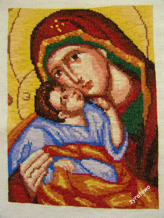 Maryja i Dzieciatko_01